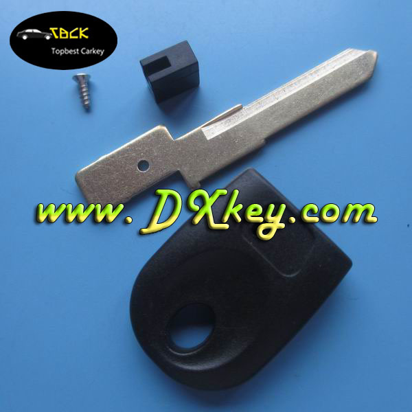 Best price car key cover for Ducati motocycle key motorcycles key shell