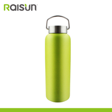 America popular double wall insulated stainless steel vacuum water bottle drinking bottle