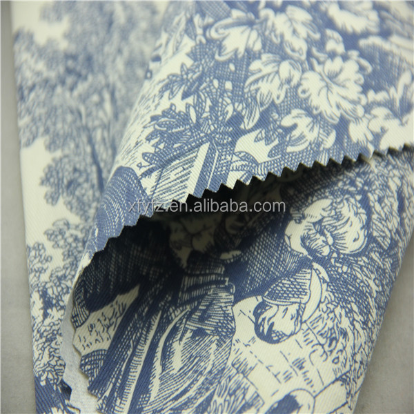 cotton twill fabric for pants