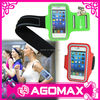 With private label durable dustproof sport cell phone armband case