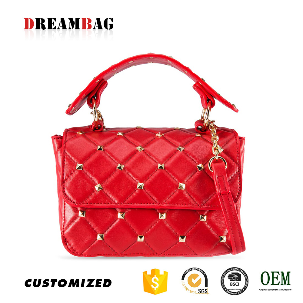 Guangzhou OEM Fashion top pretty russian fashion bags brand handbags