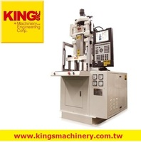 KING'S-Taiwan Hydraulic Clamping machine for Vertical Injection Molding Supplier
