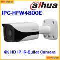 Dahua 4K waterproof HD Network IR security camera system IPC-HFW4800E