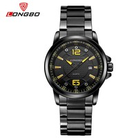 small case 316L stainless steel case watch with top quality