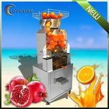 restaurant CE standard orange juice machine industrial for sale
