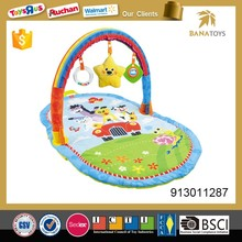 Cheap price Soft toy baby playmat