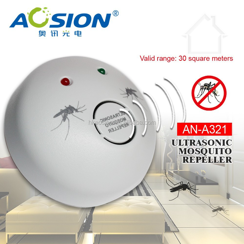 Electronic Ultrasonic Anti Mosquito Ants Bugs Killer Pest Repeller Repellent