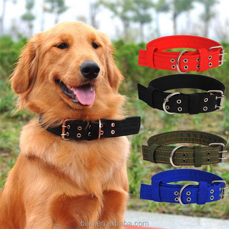 Dog Collar For Pet Big Dog Collar Leads Army Green Pet Products For Pet Nylon Dog Collar