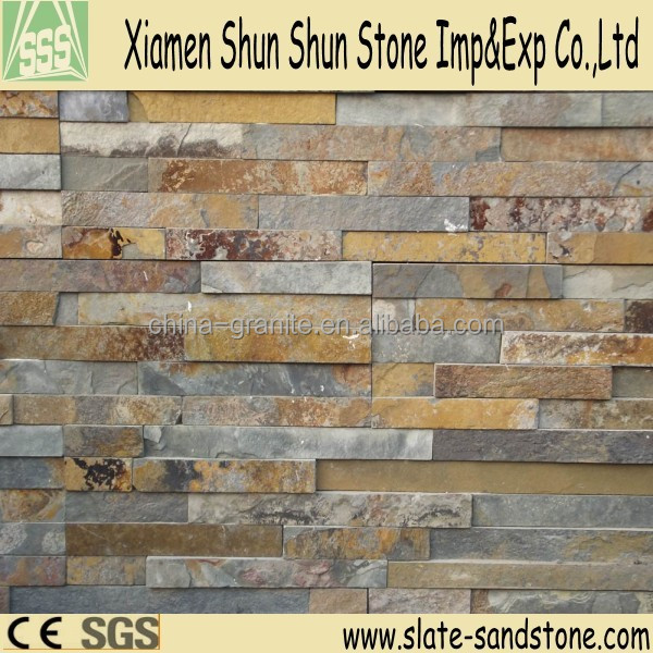 Hot Sell Modern Exterior Wall Cladding Building Materials Stone Slate With  Narural Surface   Buy Modern Exterior Wall Cladding Building Materials,Stones  For ...