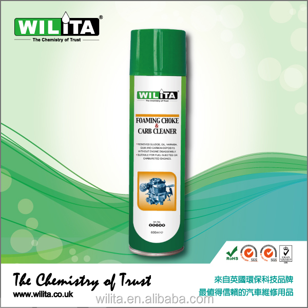WILITA High Quality Carburetor and Choke Degreaser Cleaner