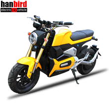 Modern Popular Police M6 Mini Electric Motorcycle for Adults