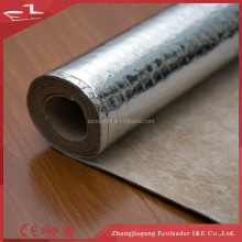 High Absorption And Soundproof Rubber Underlay For Indoor Soundproofing