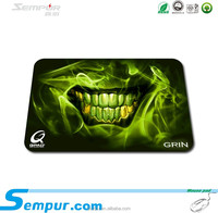 SEMPUR OEM rubber Gaming Flat mouse pad