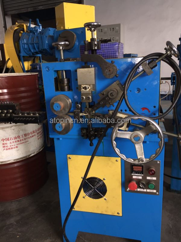 Split Cotter Pin Hydraulic Forming Machine