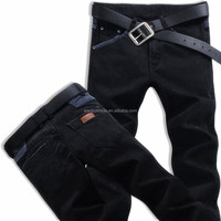 high quality new fashion jeans pants, stock jeans for men,wholesale washed jeans
