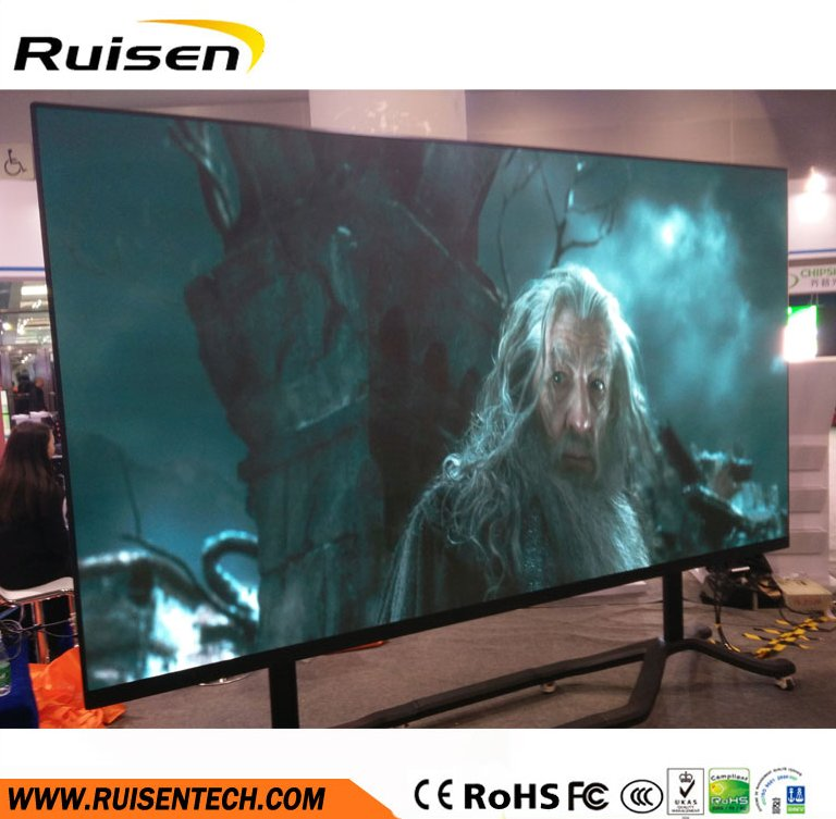 2016 new p4 led video screen xxx com xxxx absen led screen double sided led screen tv