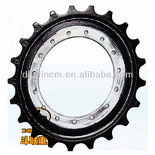 Kobelco excavator excallent equipment spare parts/sprocket wheel SK120-3