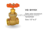 "Unique 1/2""-2"" Gate valves PN16 dn100 with good quality (VG-B11151)"