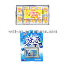 Fruit flavour strips bad breath prevention VC-F069