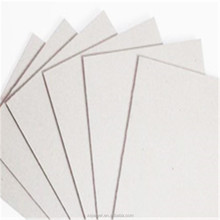 2.5mm double white grey hard board paper