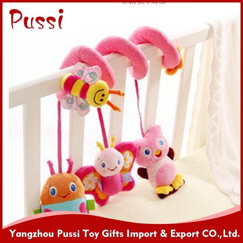 plush toy factory making cute mini animals baby rattle toys