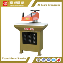 TW-510A/B/C hydraulic clicking presses Machine with turning arm