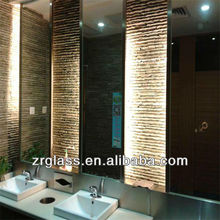 High quality mirror glass frame corners