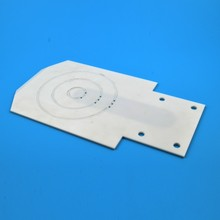 99% Alumina Ceramic Arm Pad For Semiconductor Industry