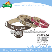 Wholesale Factory Professional Reliable Luxury Dog Collar&Leashes