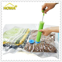 High quality top sell vacuum sealed jacket storage bag
