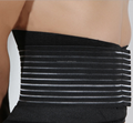 Back Support Belt - Lower Back Pain Support Brace - Relief Belt for Men and Women HA01651
