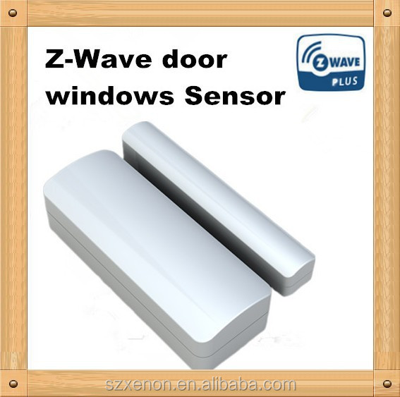 Z wave Smart home magnetic Door Window Contact Sensor