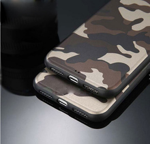 2018 new hot product Army Style Camouflage TPU leather mobile phone case for iphone 6 6s 5s 6 plus 6s plus x 8 8plus