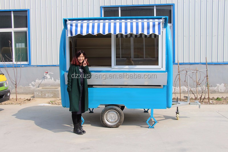 Fast Food/ Cart Food/Car For Food