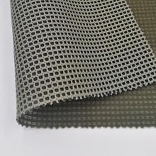 100% polyester waterproof fabric sandwich mesh fabric for shoe