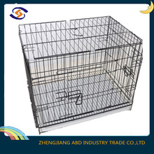 china pet display cage/stainless steel pet cage