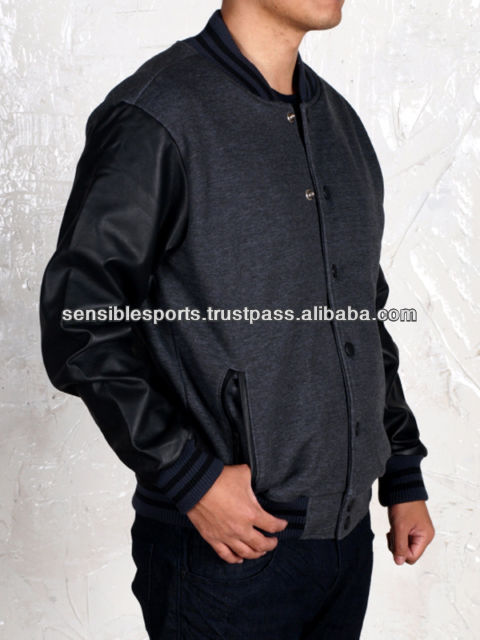 2012 latest products track suit baseball tank top promotion knitted garments jiang xi jackets design sports jacket design