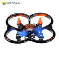 New Toys Child Best Gift Black/Orange Ufo Drone With Protect Frame