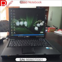 2015 Ready stock cheap second hand 15 inch LCD Core 2 duo 2G RAM 80G/320G Laptop / used notebook with wifi for Africa