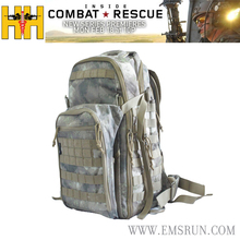 First aid medical kit can be placed military and emergency supplies