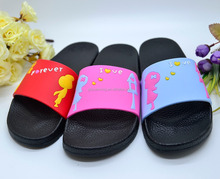 New Design PVC Plastic Slippers Slides Slipper Sandals Women