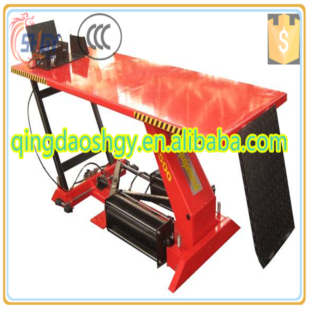 motorcycle lift, hydraulic motorcycle lift, motorcycle platform lift