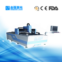 Thin metal plate cutting machine Fiber 200W laser for 2mm metal seel