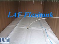 bulk soybean oil flexitank for container transport