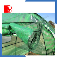 factory supplier customize size greenhouse transparent leno flower house