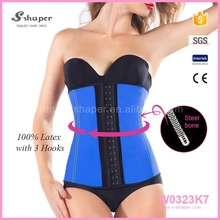 China Factory Delicate Underwired Bra Waist Shaper Corset W0323K7