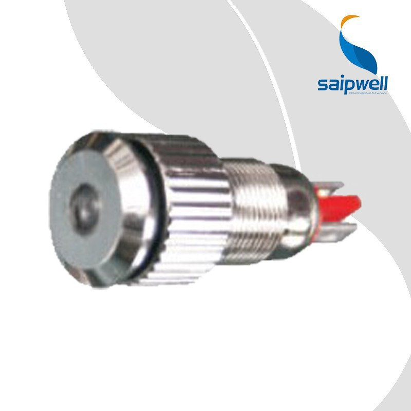 Saipwell 8mm Electrical Push Button Swithes Micro Push Button Switch CE Certificated Miniature Push Button Switch