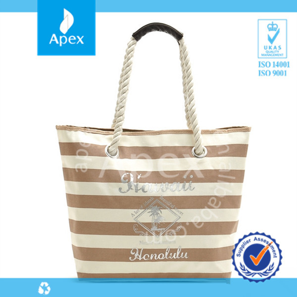 oem production canvas lady bag