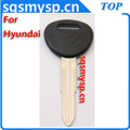 D289 Best Auto Plastic Brass car key blanks HY-5P HYN10BP HUN11P