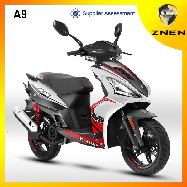 New Product Sporty Gasoline Scooters made in China